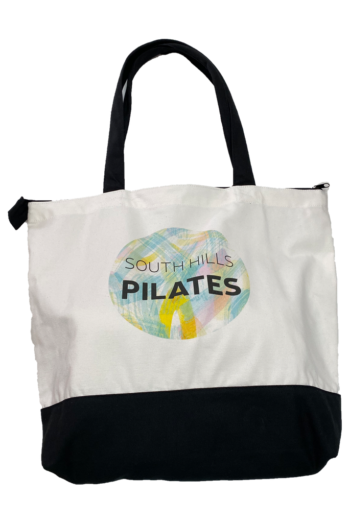 South Hills Pilates Tote