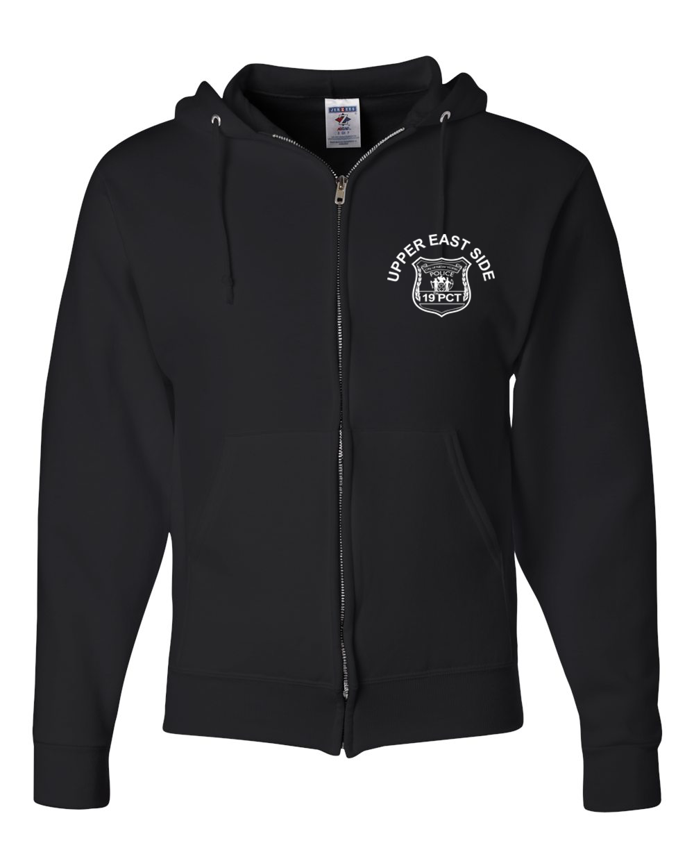 NYPD - St Michael Heavyweight Zip-Up