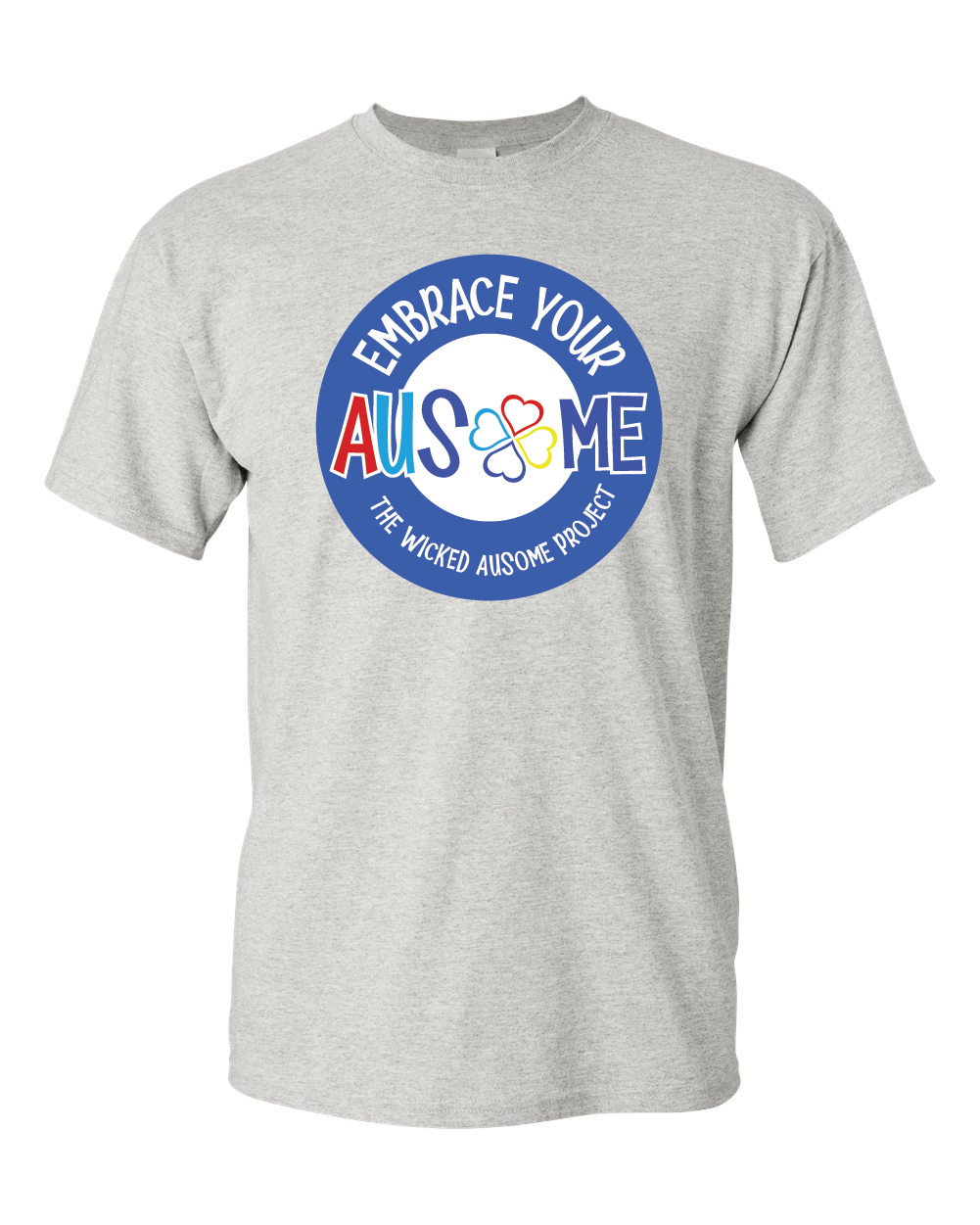 Embrace Ausome Tee (3001)