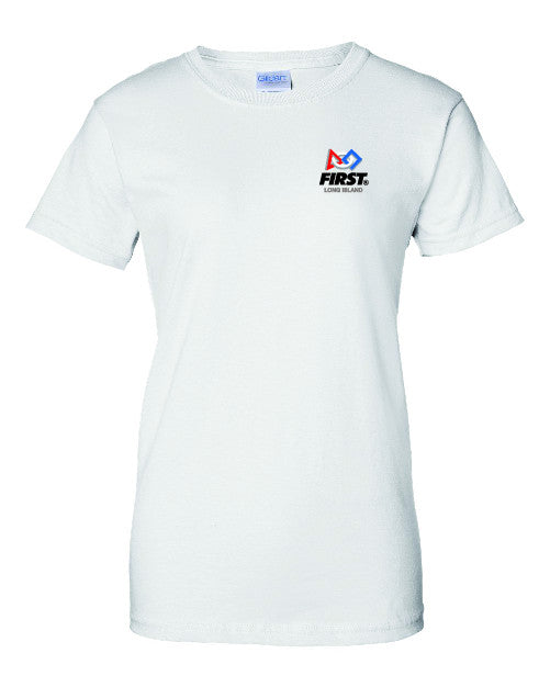 FIRST Long Island WOMENS Tee -2000L