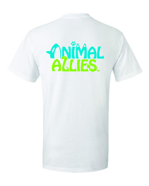 FIRST LI FIRST LEGO League (FLL) Animal Allies Tee -2000/2000B/2000L