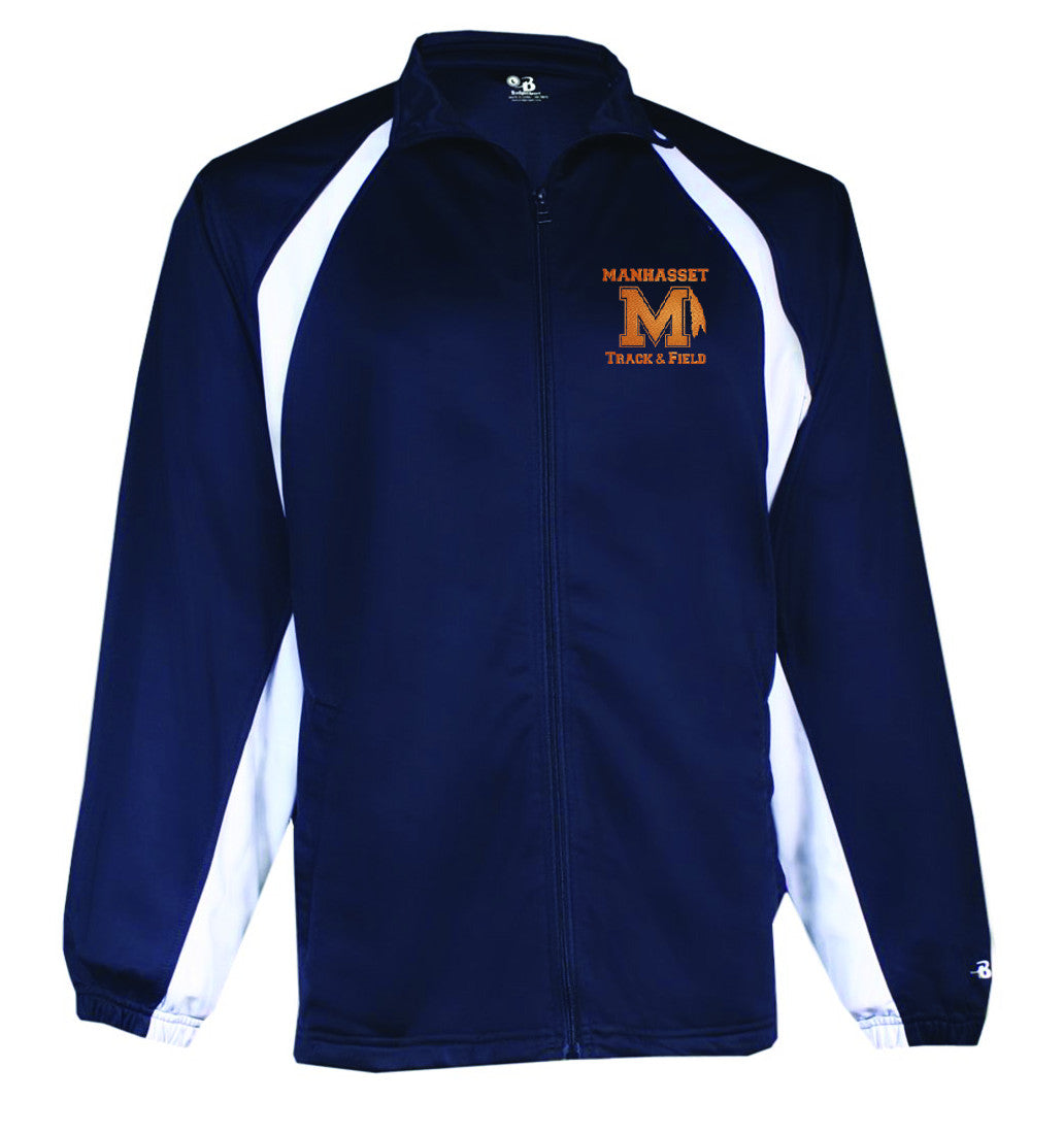 Manhasset Track & Field Adult Jacket