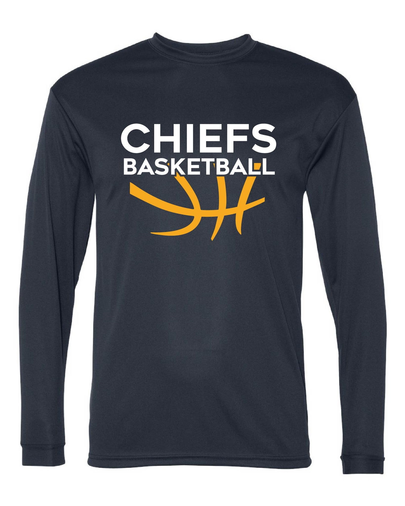 Chiefs Performance Long Sleeve 5104/5204
