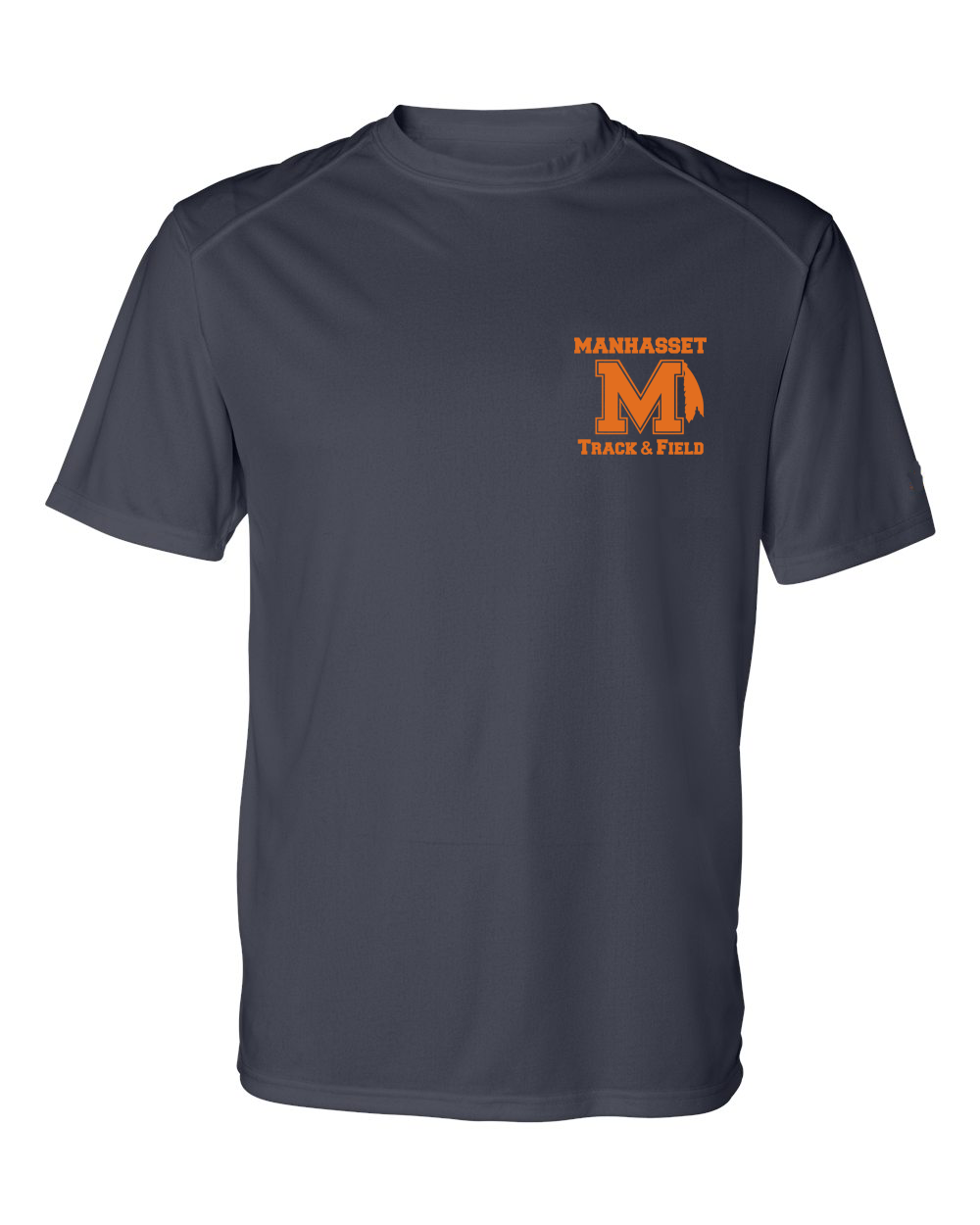 Manhasset Track & Field Adult Tee