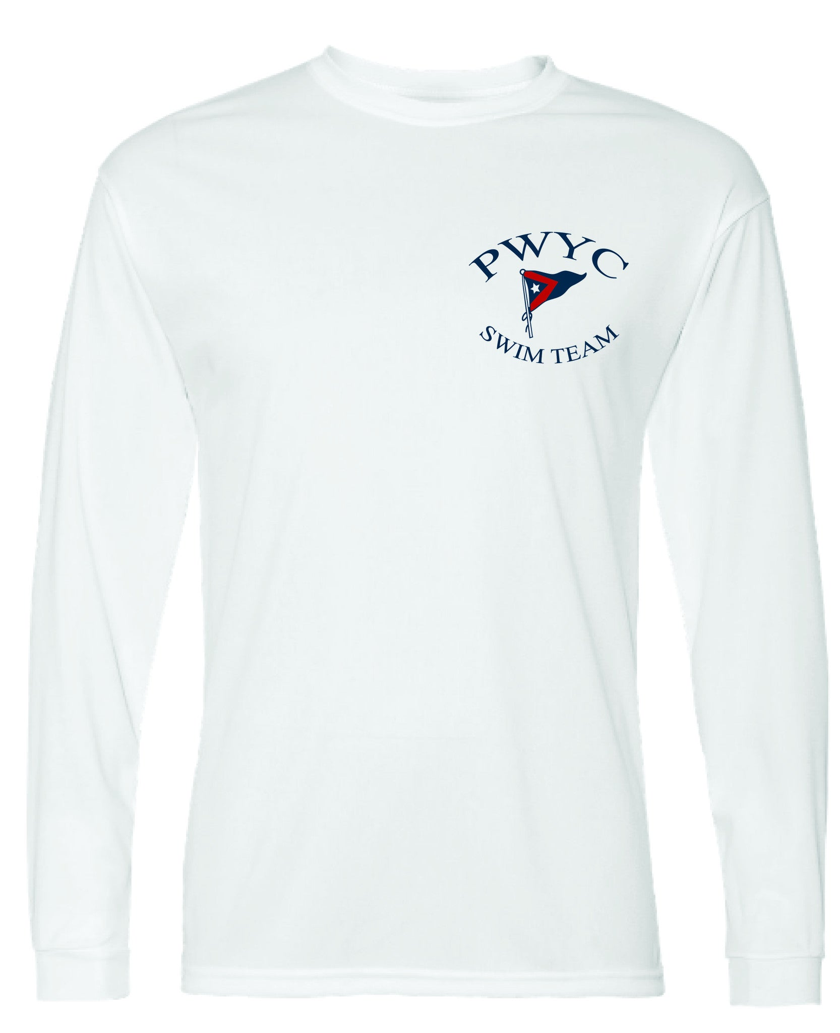 PWYC Long Sleeve Performance Tee