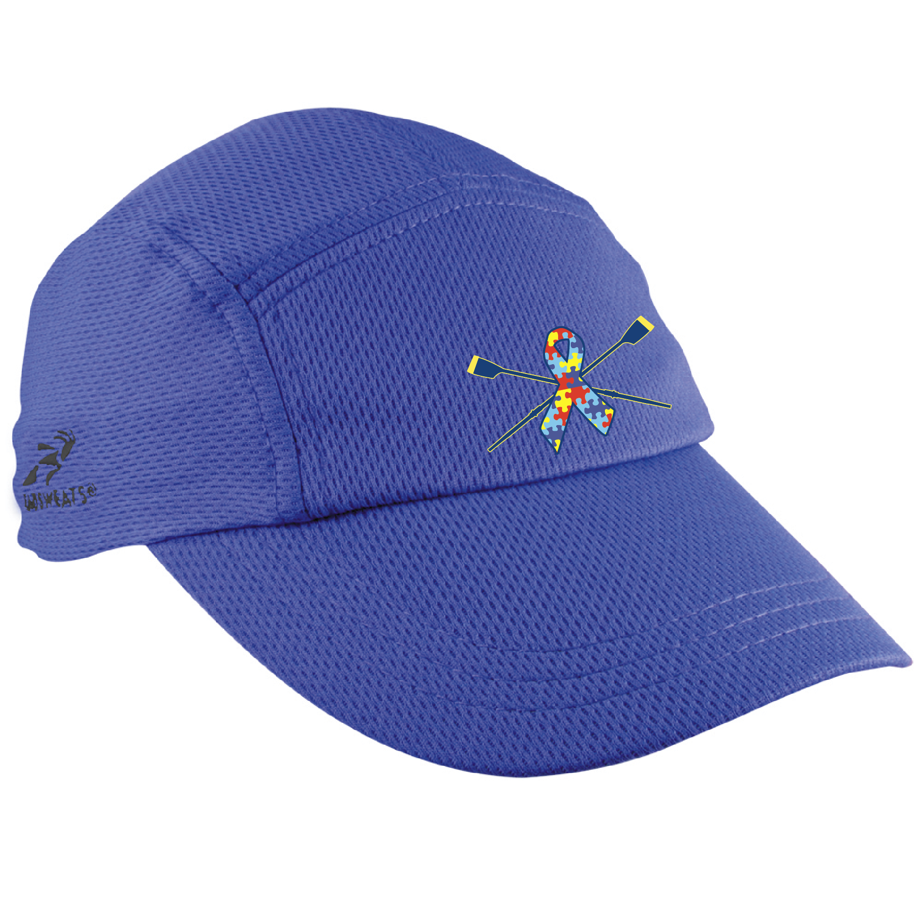 Port Rowing Limited Edition 'Row for Autism' Hat