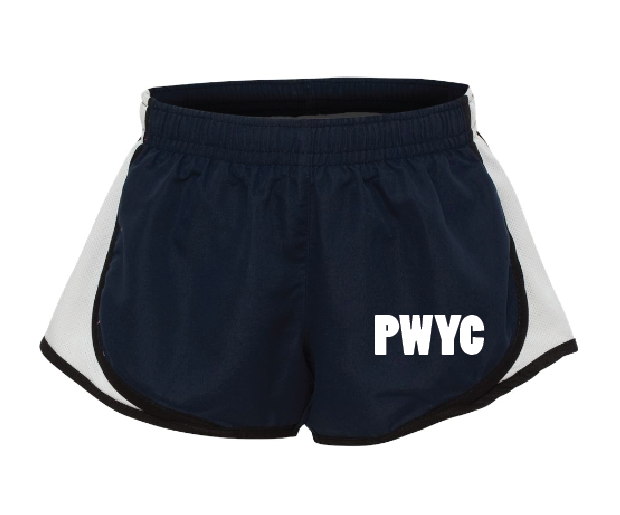 PWYC Women's Running Shorts
