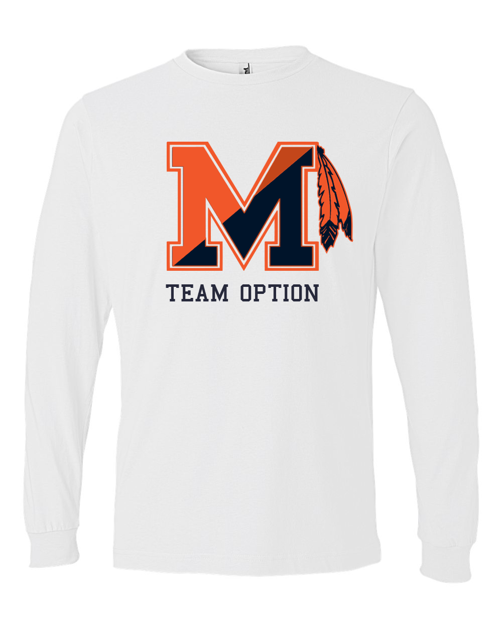 Booster Club Long Sleeve COTTON (949)