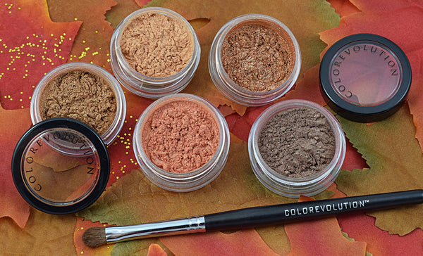 Pumpkin Spice Mineral Kit