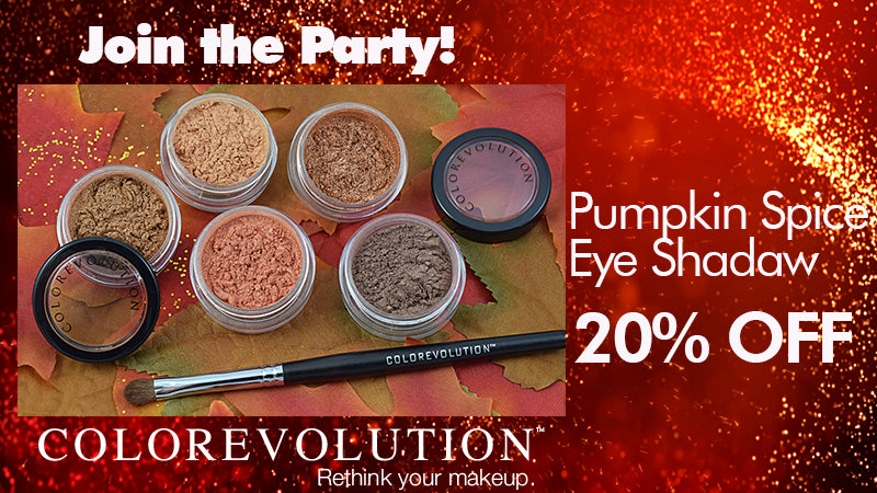 Pumpkin Spice Eye Shadow - Special