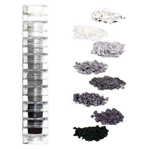 Starry Night mineral eye shadow 8 stack