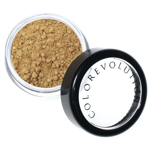mineral foundation toffee
