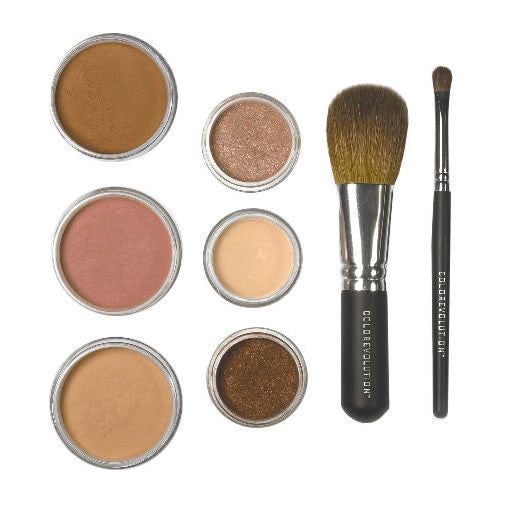 Medium To Dark mineral makeup