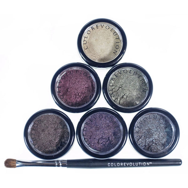 sultry eyes mineral eye shadow kit