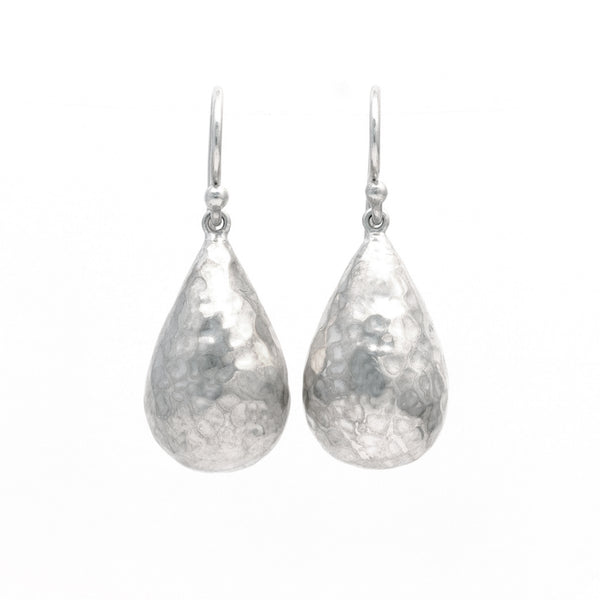 Raindrop Earrings Sterling