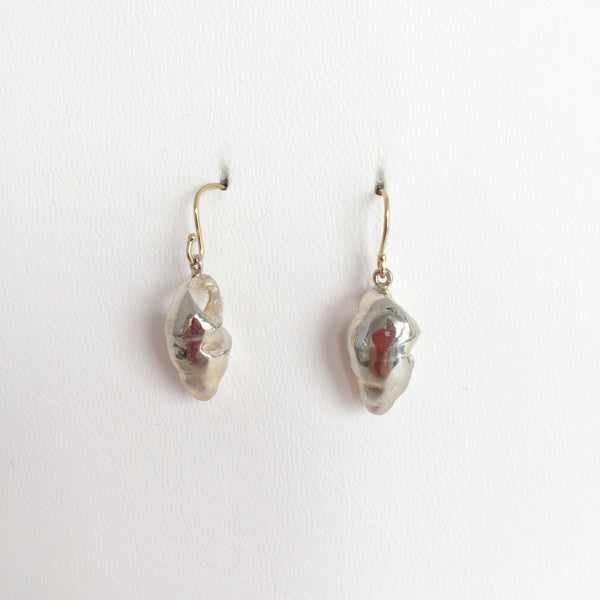 "Sisters ""Shell"" Earrings"