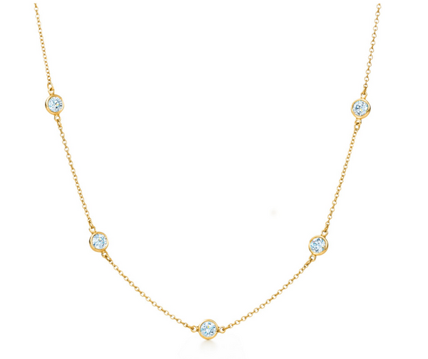 Diamonds 'by the yard'  (Tiffany Style)