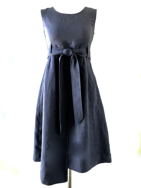 Navy Elegant Eve Dress