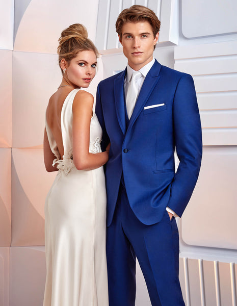 Cobalt or Royal Blue Tuxedo Rental Online
