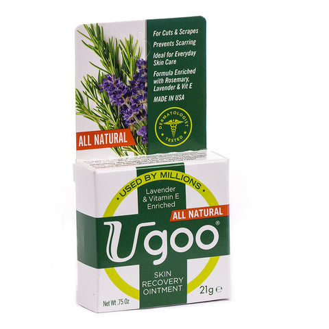 Ugoo Aftercare Skin Recovery Ointment 0.75 oz.