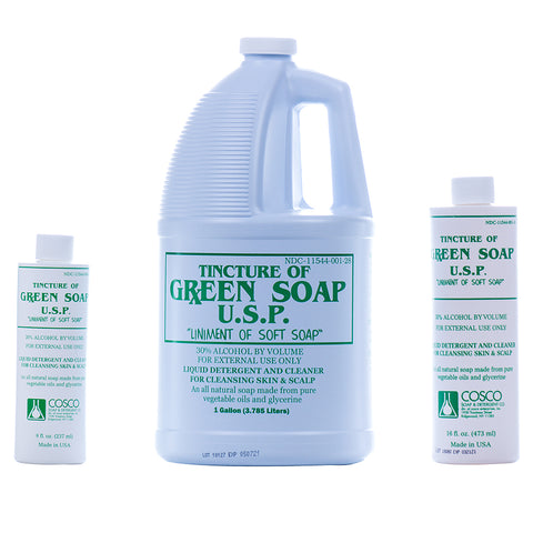 Green Soap - PURE Tattoo Stencil and Skin Prep