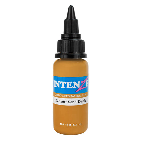 Intenze Ink | Desert Sand Dark | 1 oz