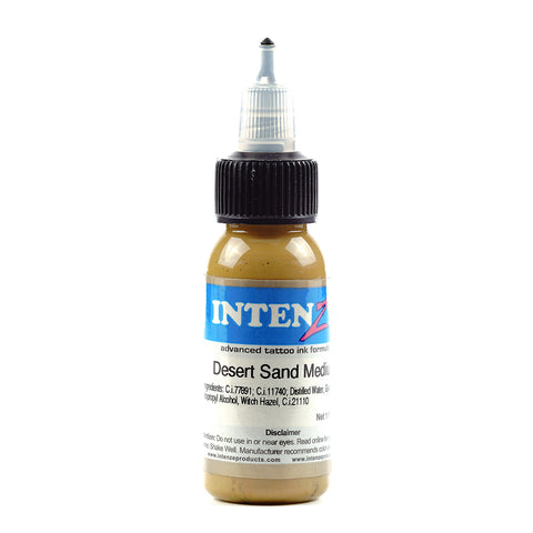 Intenze Ink | Desert Sand Medium | 1 oz