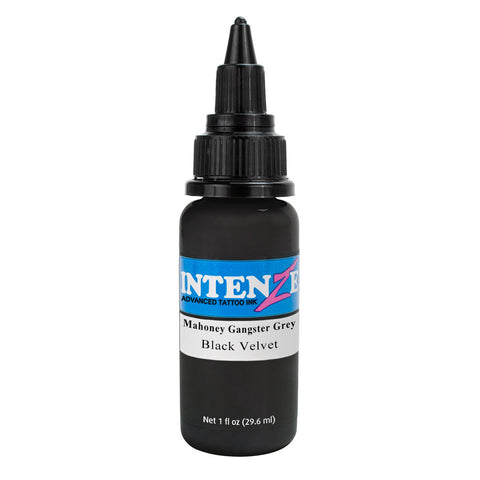 Intenze Ink | Black Velvet | 1 oz