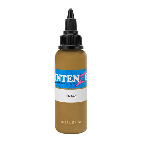 Intenze Premium Authentic Tattoo Ink Advanced Formula Ochre