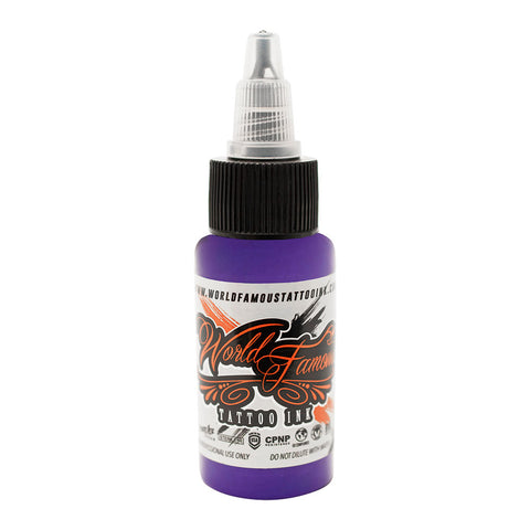 Purple Heart World Famous Tattoo Ink Pigment Color