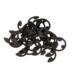E-Clip 3/8 Tattoo Machine Coil Core Custom Replacement Parts 50 Pack Supply