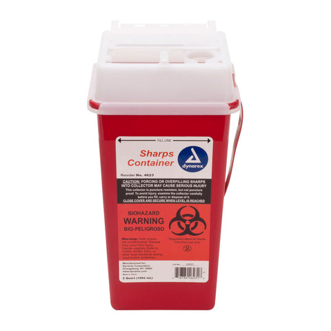 Dynarex Medical Grade Sharps Container