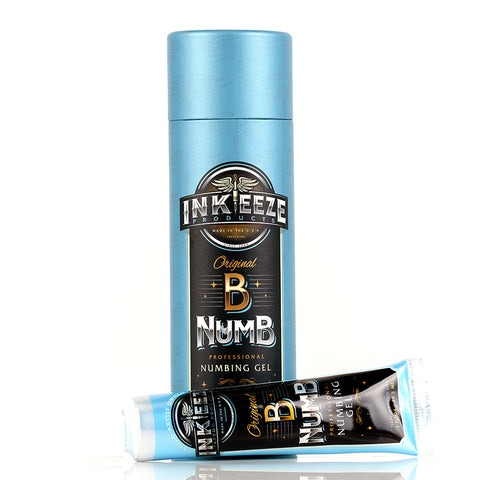 B-Numb Tattoo Numbing Spray by INK-EEZE 1oz Spray Bottle