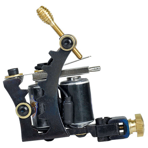 Professional TATTOO Machine Cast Iron Shader Gun H2