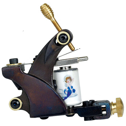 Professional TATTOO Machine Cast Iron Liner Gun H4