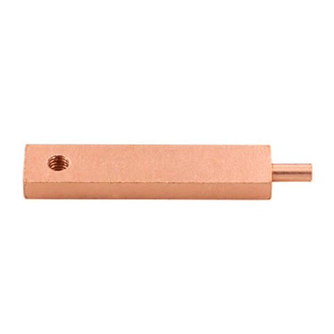 "1.75"" Copper Plated Shader Armature Bar Tattoo Machine Part 8-32 Replacement - Piercing Pros"