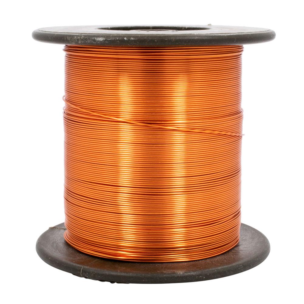 ORANGE Copper 24 Gauge AWG Enameled Magnet Wire Tattoo Coils Winding ...