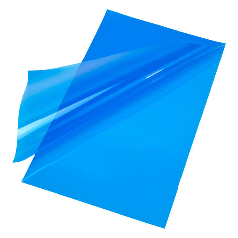 "Spirit ReproFX Blue Carrier 8.625"" x 14.5"" Stencil Transfer Tattoo Supplies"