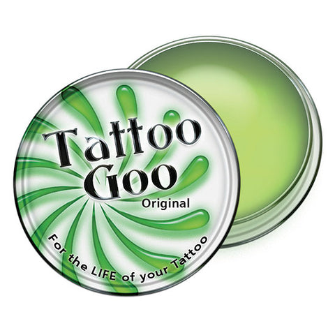 CASE 24 Tattoo Goo Salve Aftercare Ointment - 3/4oz Tin