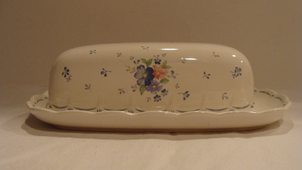 Nikko Dauphine Butter Dish FREE SHIPPING - The Other Alley