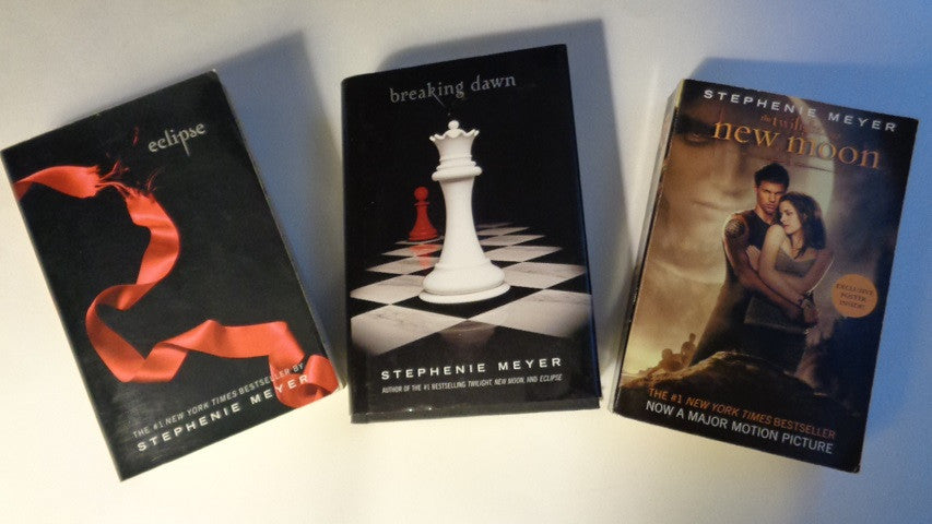 Twilight Saga Books  by Stephanie Meyer - The Other Alley