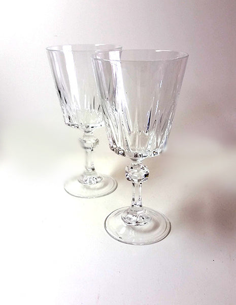 Cut Crystal Stemware - The Other Alley