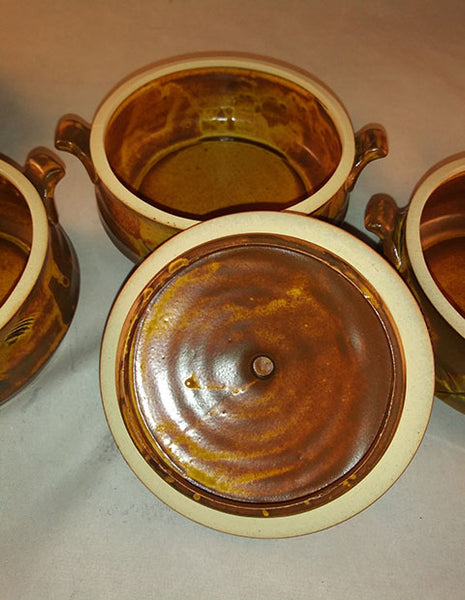 Individual Serving Bowls With Lids - The Other Alley