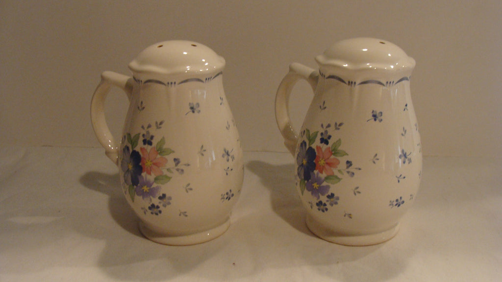Nikko China Dauphine Salt & Pepper FREE SHIPPING