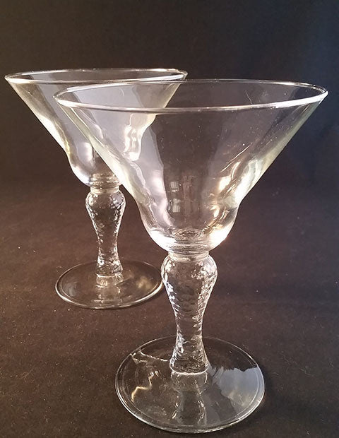 Large Margarita Glasses  S/2 - The Other Alley