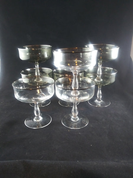 Goblets with Star of David on Base S/6