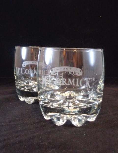 Genuine Mc Cormick Glasses  S/2 - The Other Alley