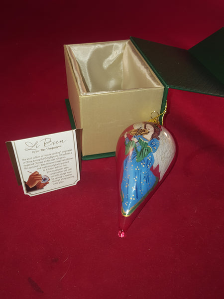 Li Bien 2017 Angel Ornament With Gift Box - The Other Alley