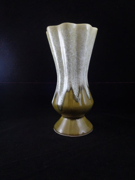 Green Drip Glaze Vase...DOMNATED 2020 - The Other Alley