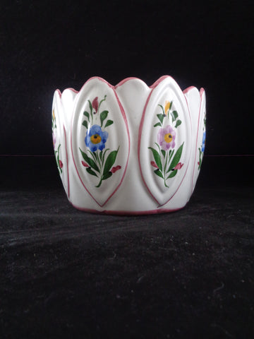 Hand Painted Planter Portugal